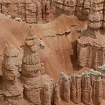 Hoodoos predominate at Bryce Canyon