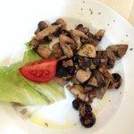 Mushrooms - starter