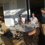 Wijnproeverij in de omgeving