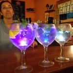 gin tonics luminosos
