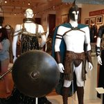 costumes from the film 300