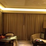 Very clean and luxury decoration, the room is quiet even location is in Siam's heart, behind Par