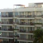 Hotel visto da fuori
