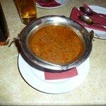 Beautiful Hungarian Goulash soup
