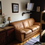 Our family room...comfy