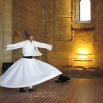 Mesmerising Whirling Dervish - North Nicosia