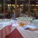 Buffet di cassate siciliane !!!!!!