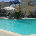 Pool / Rooms