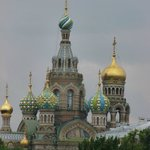 Church on the Spilled Blood - Beautiful inside and out