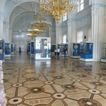 The Hermitage - The most stunning inlaid parquet floors, different in every room