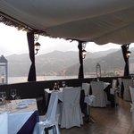 la terrazza panoramica