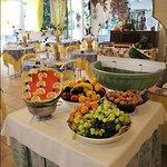 Frutta fresca per gli ospiti