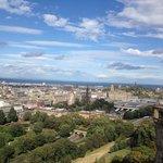 Views from Edinburgh Castle