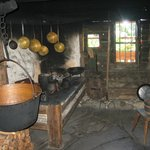 Museo Etnografico di Teodone - Cucina nel maso