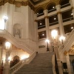 A very grand 'grand staircase'