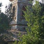 il campanile della cappellina