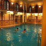 la piscine du royal spa