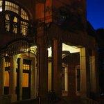 Villa Ammende @ night