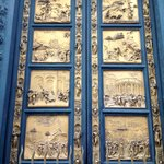 The Ghiberti doors