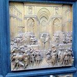 One of the door panels 3
