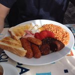 Cornish Big Breakfast ��
