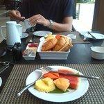 más desayuno