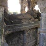 Cardinal Edward McCabe Tomb