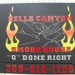 Hells Canyon Smoke House