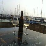 Café del Mar en Marina Rubicon... recomendable ;)