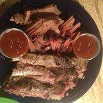 BBQ appetizer