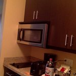 Laptop Camera Photo of Kitchen Area