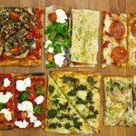 Pixxa pizza slices
