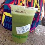 Great green juice
