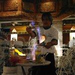 Caffè Maya: coreografico e disgustoso
