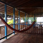 terrace & hammock