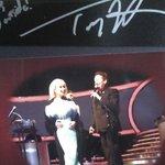 Terry & Brad(Dolly Parton) on stage