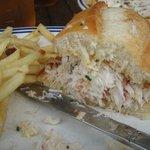 big fat crab roll