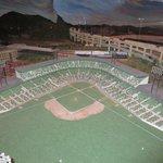Old Ballpark Model
