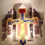 Crucifix by Lippo di Benivieni early C14th
