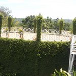 Grounds from Polo Lounge Deck