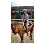 Horseback riding :)