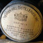 Heaven Hill Distillary Tour