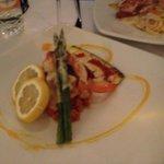 Exquisita cena en Rosato