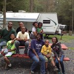 5th annual family camping trip