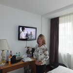 Room at Hotel batavia