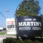 ‪Martin's Potato Chips Inc.‬