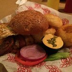 un hamburger da sogno!