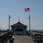 end of pier