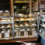 So Many delicious looking baked goods at Salt Spring Island's Embe Bakery  |  174 Fulford Rd, Br