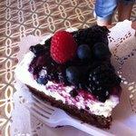 Berries and Creamcheeze